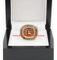 1987 Denver Broncos America Football Conference Championship Ring, Custom Denver Broncos Champions Ring