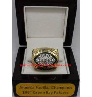 1997 Green Bay Packers America Football Conference Championship Ring, Custom Green Bay Packers Champions Ring