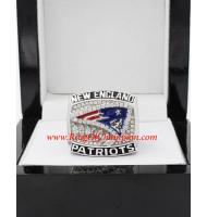 2011 New England Patriots America Football Conference Championship Ring, Custom New England Patriots Champions Ring