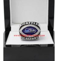 2005 Seattle Seahawks National Football Conference Championship Ring, Custom Seattle Seahawks Champions Ring