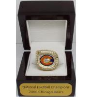 2006 Chicago Bears National Football Conference Championship Ring, Custom Minnesota Vikings Champions Ring
