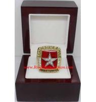 2005 Houston Astros National League Baseball Championship Ring, Custom Houston Astros Champions Ring