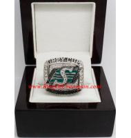 2007 Saskatchewan Roughriders The 95th Grey Cup Championship Ring, Custom Saskatchewan Roughriders Champions Ring