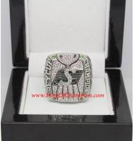 2013 Saskatchewan Roughriders The 101st Grey Cup Championship Ring, Custom Saskatchewan Roughriders Champions Ring
