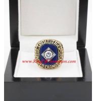 1984 Detroit Tigers World Series Championship Ring, Custom Detroit Tigers Champions Ring