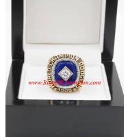 1988 Los Angeles Dodgers World Series Championship Ring, Custom Los Angeles Dodgers Champions Ring