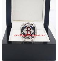 2004 Boston Red Sox World Series Championship Ring, Custom Boston Red Sox Champions Ring
