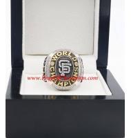 2010 San Francisco Giants World Series Championship Ring, Custom San Francisco Giants Champions Ring