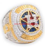 2017 Houston Astros World Series Men's Baseball Replica Championship Ring