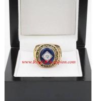 1965 Los Angeles Dodgers World Series Championship Ring, Custom Los Angeles Dodgers Champions Ring
