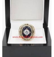 1968 Detroit Tigers World Series Championship Ring, Custom Detroit Tigers Champions Ring