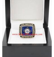 1981 Los Angeles Dodgers World Series Championship Ring, Custom Los Angeles Dodgers Champions Ring