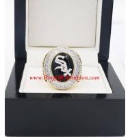 2005 Chicago White Sox World Series Championship Ring, Custom Chicago White Sox Champions Ring