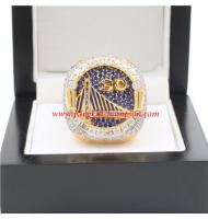 2017 - 2018 Golden State Warriors Men's Basketball World Championship Ring