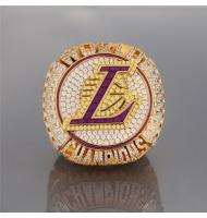 2020 Los Angeles Lakers NBA Men's Basketball World Championship Ring (Simple Version)