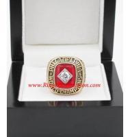1966 - 1967 Philadelphia 76ers Basketball World Championship Ring, Custom Philadelphia 76ers Champions Ring