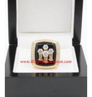 1995 - 1996 Chicago Bulls Basketball World Championship Ring, Custom Chicago Bulls Champions Ring