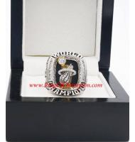 2011 - 2012 Miami Heat Basketball World Championship Ring, Custom Miami Heat Champions Ring