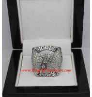 2013 - 2014 San Antonio Spurs Basketball World Championship FAN Ring, Custom San Antonio Spurs Champions Ring