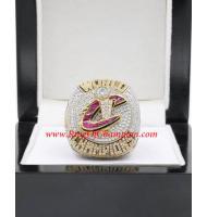 2015–2016 Cleveland Cavaliers Basketball Replica World Championship Ring (Stone Version)