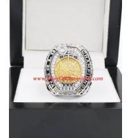 2017 Golden State Warriors Basketball World Championship FAN Ring, Custom Champions Ring