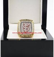 2014 Florida State Seminoles ACC Men's Football College Replica Championship Ring