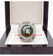 2017 Michigan State Spartans Holiday Bowl Men's Football College Championship Ring
