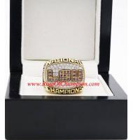 2003 LSU Tigers Men's Football NCAA National College Championship Ring