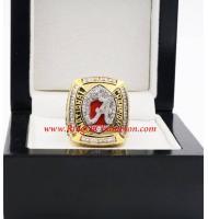 2011 Alabama Crimson Tide Men's Football NCAA National College Championship Ring--Richardson