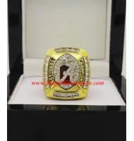 2011 Alabama Crimson Tide Men's Football NCAA National College Championship Ring--Roll Tide