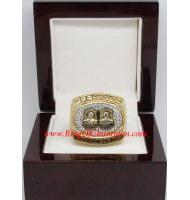 2000 Florida State Seminoles Men's Football ACC National Championship Ring, Custom Florida State Seminoles Champions Ring