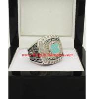 2011 North Carolina Tar Heels ACC Men's Basketball Championship Ring, Custom ACC Champions Ring