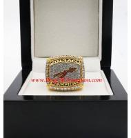 2013 Florida State Seminoles Men's Football ACC National Championship Ring, Custom Florida State Seminoles Champions Ring