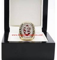 2014 Florida State Seminoles ACC Men's Football championship ring, Custom Florida State Seminoles Champions Ring