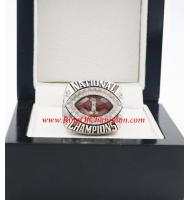 2013 Florida State Seminoles Men's Football BCS National College Championship Ring