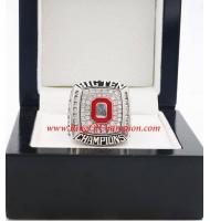 2009 Ohio State Buckeyes Men's Football Big Ten College Championship ring