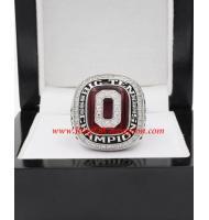 2010 Ohio State Buckeyes Men's Football Big Ten Sugar Bowl College Championship Ring