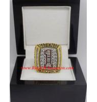 2005 Texas Longhorns Men's Football NCAA National College Championship Ring
