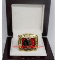 2013 Florida State Seminoles Men's Football NCAA National College Championship FAN Ring