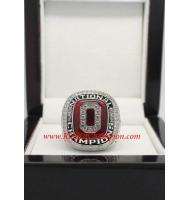 2014 Ohio State Buckeyes Men's Football NCAA National College Championship FAN Ring