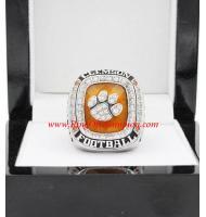 2015 Clemson Tigers Orange Bowl Men's Football College Championship Ring