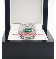 2006 Florida Gators Men's Football SEC National College Championship Ring