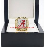 2008 Alabama Crimson Tide Sugar Bowl Men's Football College Championship Ring