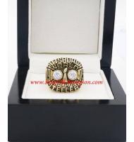 1975 Pittsburgh Steelers Super Bowl X World Championship Ring, Replica Pittsburgh Steelers Ring
