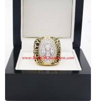 1989 San Francisco 49ers Super Bowl XXIV World Championship Ring, Replica San Francisco 49ers Ring