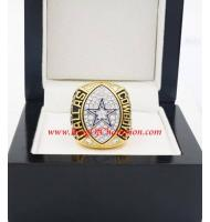 1992 Dallas Cowboys Super Bowl XXVII World Championship Ring, Replica Dallas Cowboys Ring