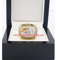 1997 Denver Broncos Super Bowl XXXII World Championship Ring, Replica Denver Broncos Ring