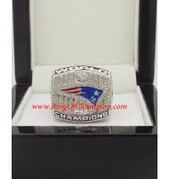 2001 New England Patriots Super Bowl XXXVI World Championship Ring, Replica New England Patriots Ring