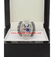 2004 New England Patriots Super Bowl XXXIX World Championship Ring, Replica New England Patriots Ring