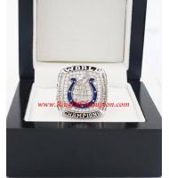 2006 Indianapolis Colts Super Bowl XLI World Championship Ring, Replica Indianapolis Colts Ring